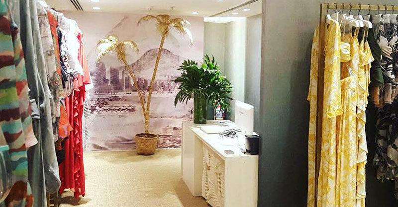 dcfee9e0f Loja de moda praia com destaque no mundo inteiro chega ao Rio Design Leblon